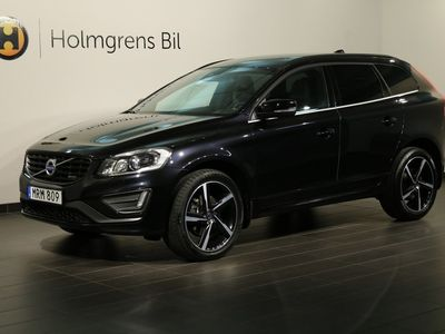 brugt Volvo XC60 D5 Black R Business edition