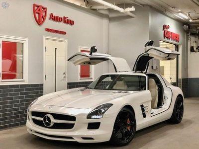 brugt Mercedes SLS AMG 63 AMG Full Carbon Performance MOMSBIL