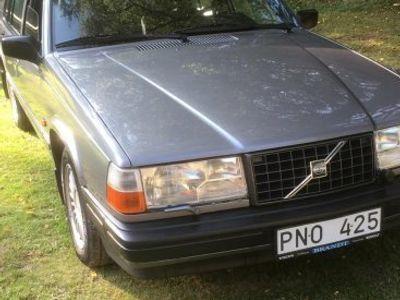 used Volvo 944 SE i fantastisk t skick -93