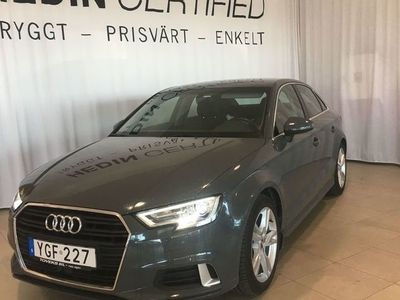 begagnad Audi A3 Sedan 1.4 TFSI COCKPIT / NAV