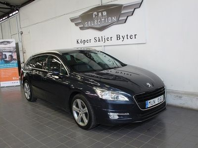 used Peugeot 508 SW 2.2 HDi-GT- Automat 204hk