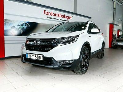 begagnad Honda CR-V Hybrid AWD 2.0 Executive CVT *DEMO*