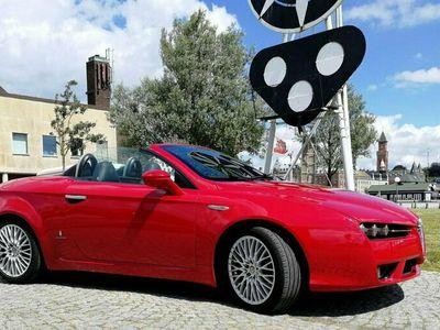 begagnad Alfa Romeo Spider ALFA