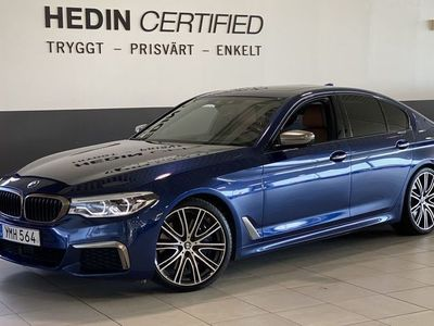 begagnad BMW M550 i xDrive/ ULTIMATE EDITION/Night vision/ 462hk