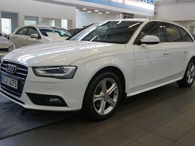 brugt Audi A4 Avant TDI 177 quattro Aut Business Edt. Xenon 2013, Personbil 119 900 kr