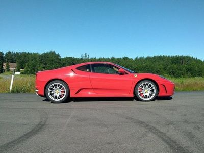 begagnad Ferrari F430 4.3 V8