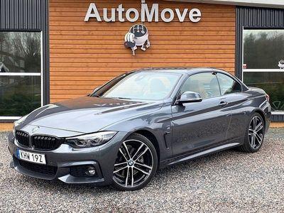 begagnad BMW 430 i M-Sport - Cabriolet