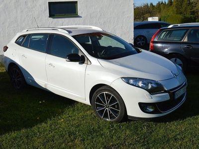 begagnad Renault Mégane 1,5 dci BOSE aut
