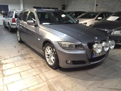 begagnad BMW 320 Manuell