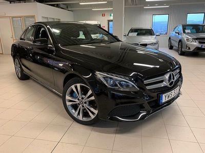 begagnad Mercedes C350e E Benz2018, Sedan 389 000 kr