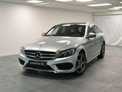 begagnad Mercedes C400 T 4MATIC 9G-Tronic Euro 6 333hk (leasbar)