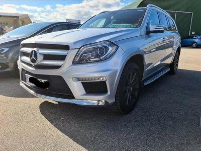 begagnad Mercedes GL350 BlueTEC 4MATIC 7G-Tronic