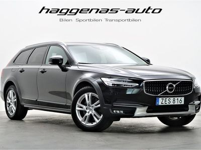 begagnad Volvo V90 CC D4 AWD / VOC / Moms