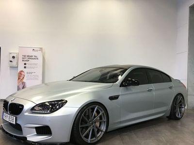 begagnad BMW M6 Gran Coupé 4.4l V8 Turbo 560Hk Välutrustad!
