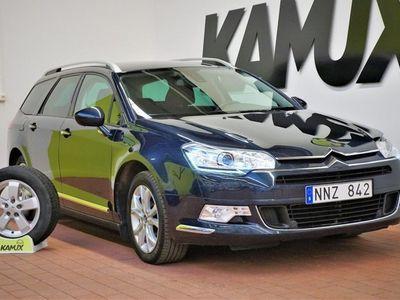 begagnad Citroën C5 Tourer 2.0 HDi | S&V Hjul