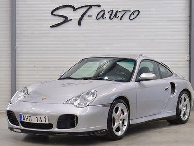 begagnad Porsche 996 3.6 Turbo 420Hk