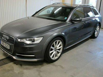 begagnad Audi A6 Allroad quattro 3.0 TDI 204hk