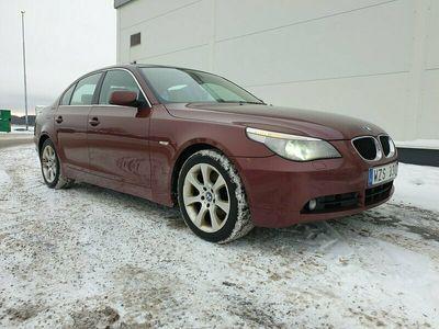 begagnad BMW 525 525