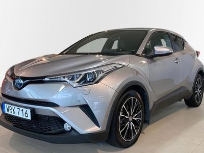 begagnad Toyota C-HR 1,8 HYBRID EXECUTIVE JBL