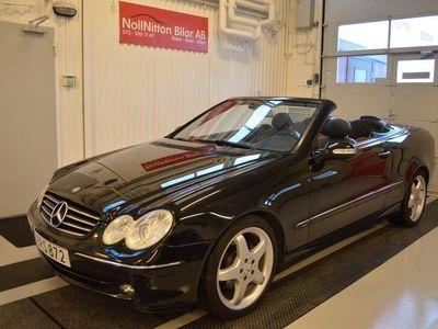 begagnad Mercedes CLK200 / Avantgarde / Cab