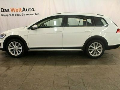 begagnad VW Golf Alltrack TSI 180 DSG/Dragpkt/Pluspkt