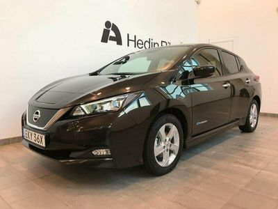 begagnad Nissan Leaf / / 40 kWh / / TEKNA / / DEMO / / inkl. vinterhjul (bild)