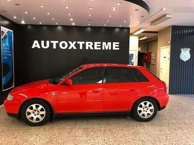 begagnad Audi A3 1.6 Attraction Välvårdad