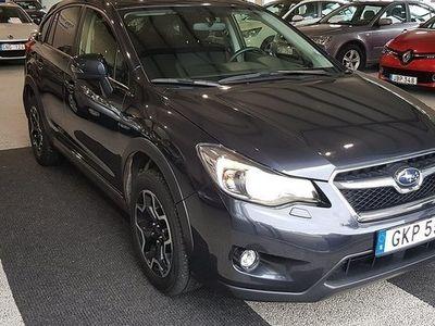 brugt Subaru XV 2.0 4WD Lineartronic Euro 6 150hk