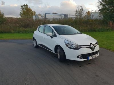 begagnad Renault Clio IV 1,2 16V 75hk Expression 5-d -16