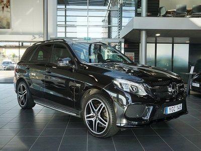 begagnad Mercedes GLE43 AMG AMG 4Matic Leasebar