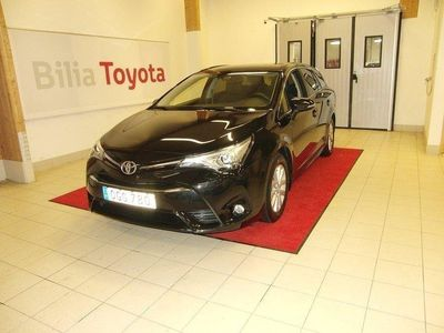 begagnad Toyota Avensis 1,8 TS ACTIVE+ 147hk