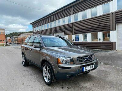 begagnad Volvo XC90 D3 AWD 163hk Automat Momentum 7-sits Navi Drag