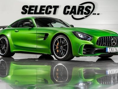 usata Mercedes AMG GT R AMG Speedshift Euro 6 585hk OBS SPEC