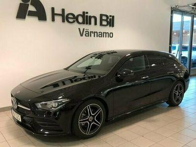 begagnad Mercedes 180 CLA BenzSB AMG Widesceen Premium 2021, Sportkupé Pris 329 900 kr