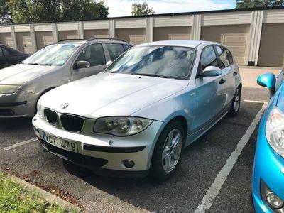 begagnad BMW 116 Advantage Nybes och Nyskatt