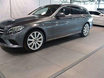 gebraucht Mercedes C200 KOMBI Demo/400 mil