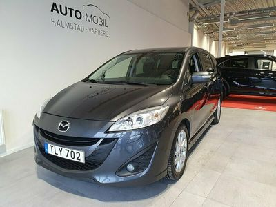 begagnad Mazda 5 2.0 Sport, 7-sits 150hk