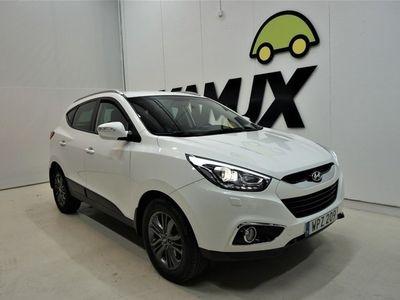 begagnad Hyundai ix35 1.7 CRDi Manuell, 116hk