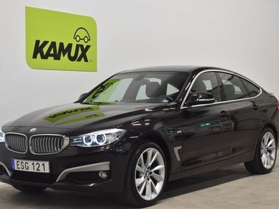 begagnad BMW 320 Gran Turismo d xDrive Advantage Edition