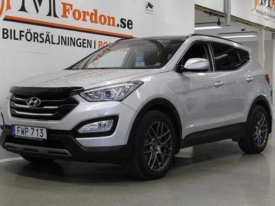 begagnad Hyundai Santa Fe Santa Fe2.2 CRDi-R 4WD (197hk)
