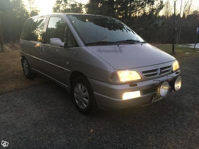 begagnad Citroën Evasion 2,0 sx kombi -01