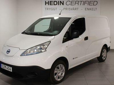 brugt Nissan e-NV200 24kWh 109HK Elbil