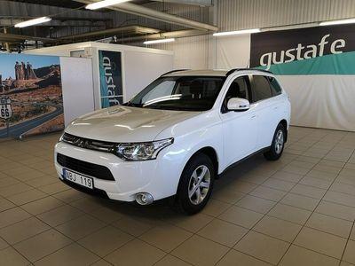 used Mitsubishi Outlander 2,2D Komfort (150HK) Drag/4WD