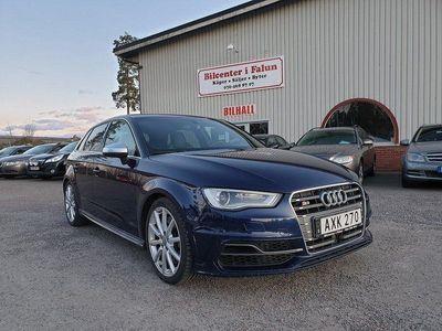 begagnad Audi S3 Sportback/2.0 TFSI/quattro/S Tronic/Euro 6/400hk+/