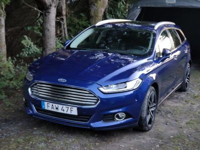 begagnad Ford Mondeo Kombi 2.0 TDCi Titanium