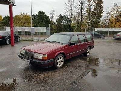 begagnad Volvo 945 2.3 Dragkrok