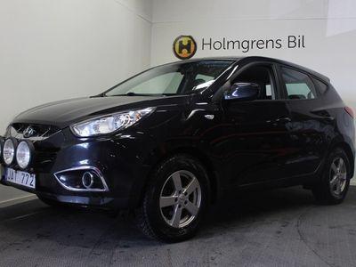 used Hyundai ix35 1.7 CRDi 2WD Comfort (115hk)