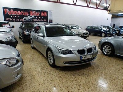 begagnad BMW 520 d Auto Ny Besikt Ny Servad 177hk