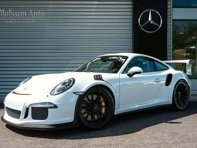 begagnad Porsche 911 GT3 RS PDK Sport Chrono Carbon
