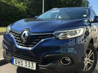 begagnad Renault Kadjar 1.2 TCe Euro 6
